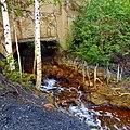 Самоизлив шахтных вод шахты Калинина, Губаха - panoramio (3).jpg