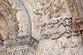 Юрьев-Польский. Георгиевский собор, каменная резьба.jpg