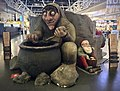 Ґріла (ісландський персонаж) на летовищі Кеплавік.jpg