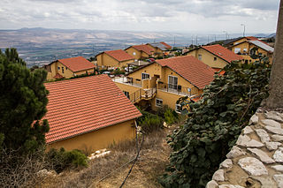 Misgav Am Place in Northern