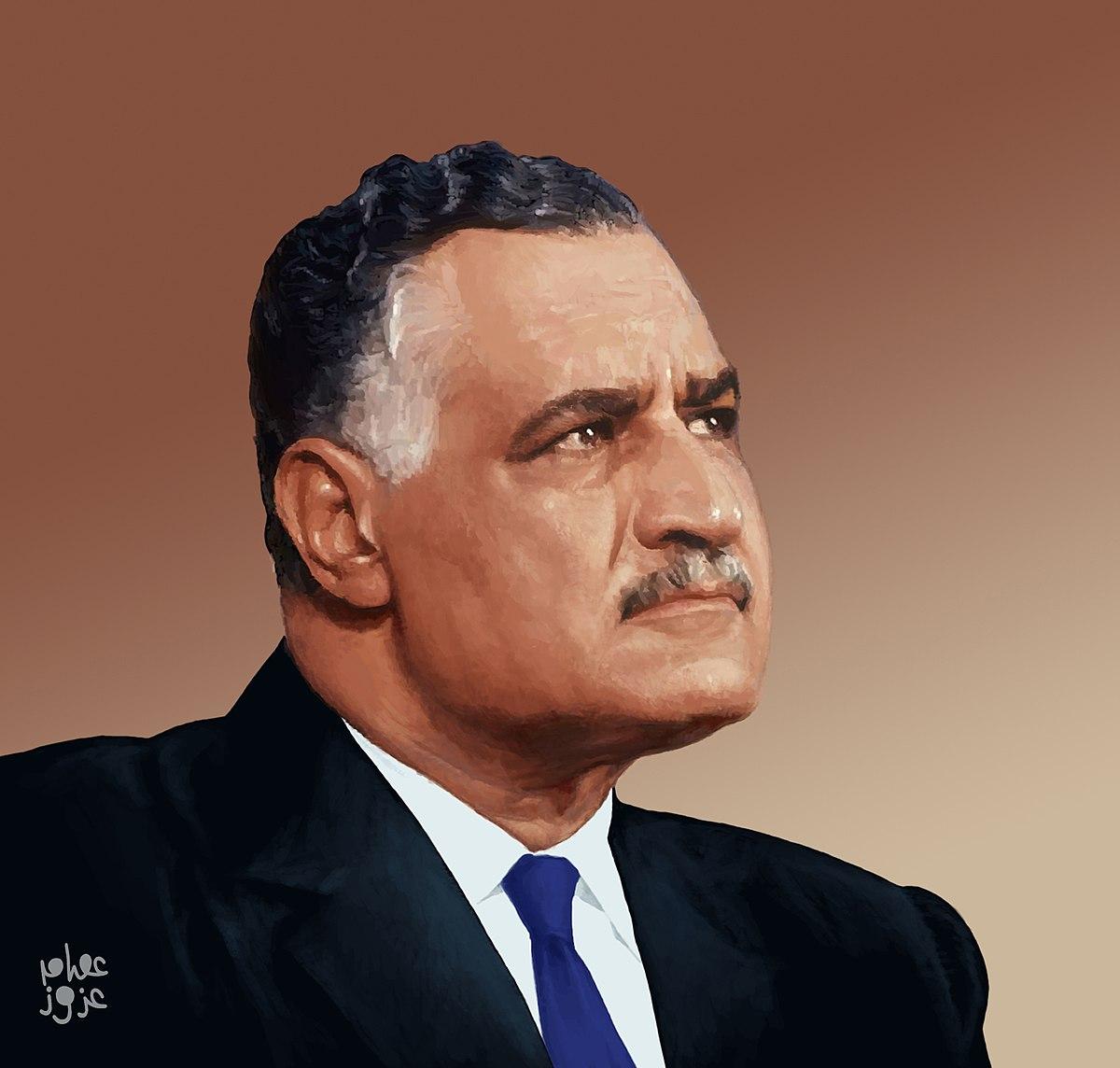جمال عبد الناصر - ويكيبيديا