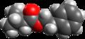 異戊酸苯乙酯 空間填充.png