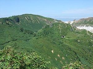 Akita-Yakeyama - Image: 秋田焼山