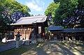 角宮神社 長岡京市井ノ内南内畑 Suminomiya-jinja 2013.12.23 - panoramio.jpg