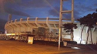 Daejeon Hanbat Sports Complex - Hanbat Main Stadium