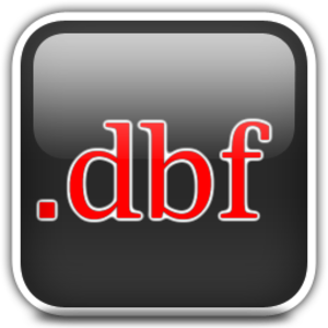 .dbf - Image: .dbf File Extension