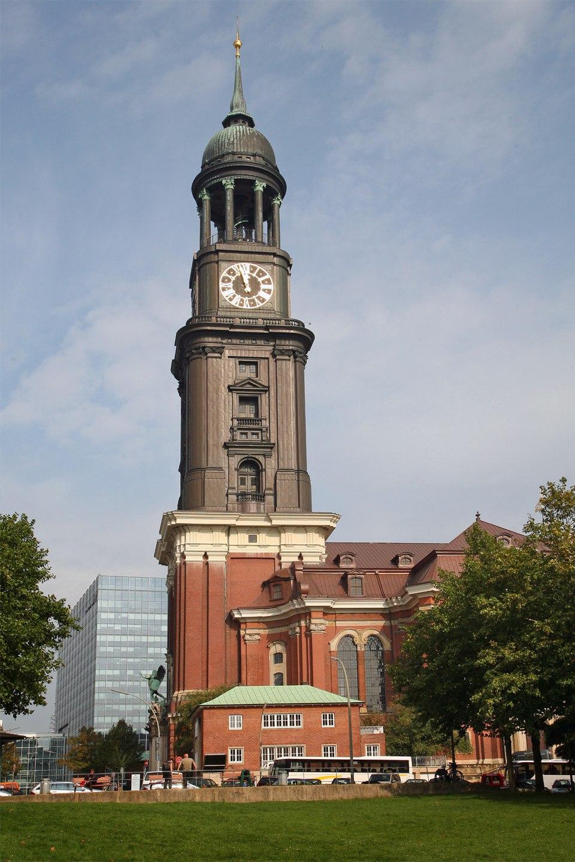 00 9920 Hamburg St. Michaelis