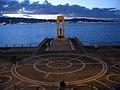 018 Hemicicle de l'Arena dello Stretto i monument a Atena.jpg