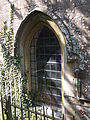 018 Stoke Rochford Ss Andrew & Mary, exterior - vestry window.jpg