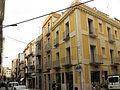 036 Conjunt del carrer Vilafant, cantonada amb el c. Sant Vicenç.jpg