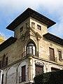 043 Casa Paquet, c. Claudio Alvargonzález 2 (Cimavilla, Gijón), torre.jpg