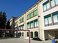049 CEIP Sant Pere (Monistrol de Montserrat), façana sud.JPG