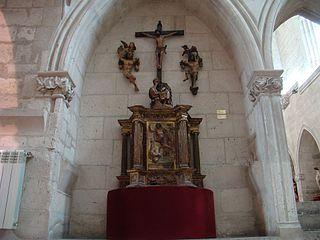 Cristo y los dos ladrones
