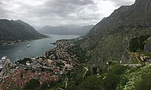 05-12-2017 - Kotor, Montenegro castle overlooking the port.jpg
