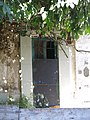 068 Can Tiranasi, c. Sant Sebastià 12 (Badalona), porta.jpg