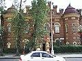 072 Иркутск. Памятник архитектуры - здание ВСОРГО, ныне краеведческий музей.jpg