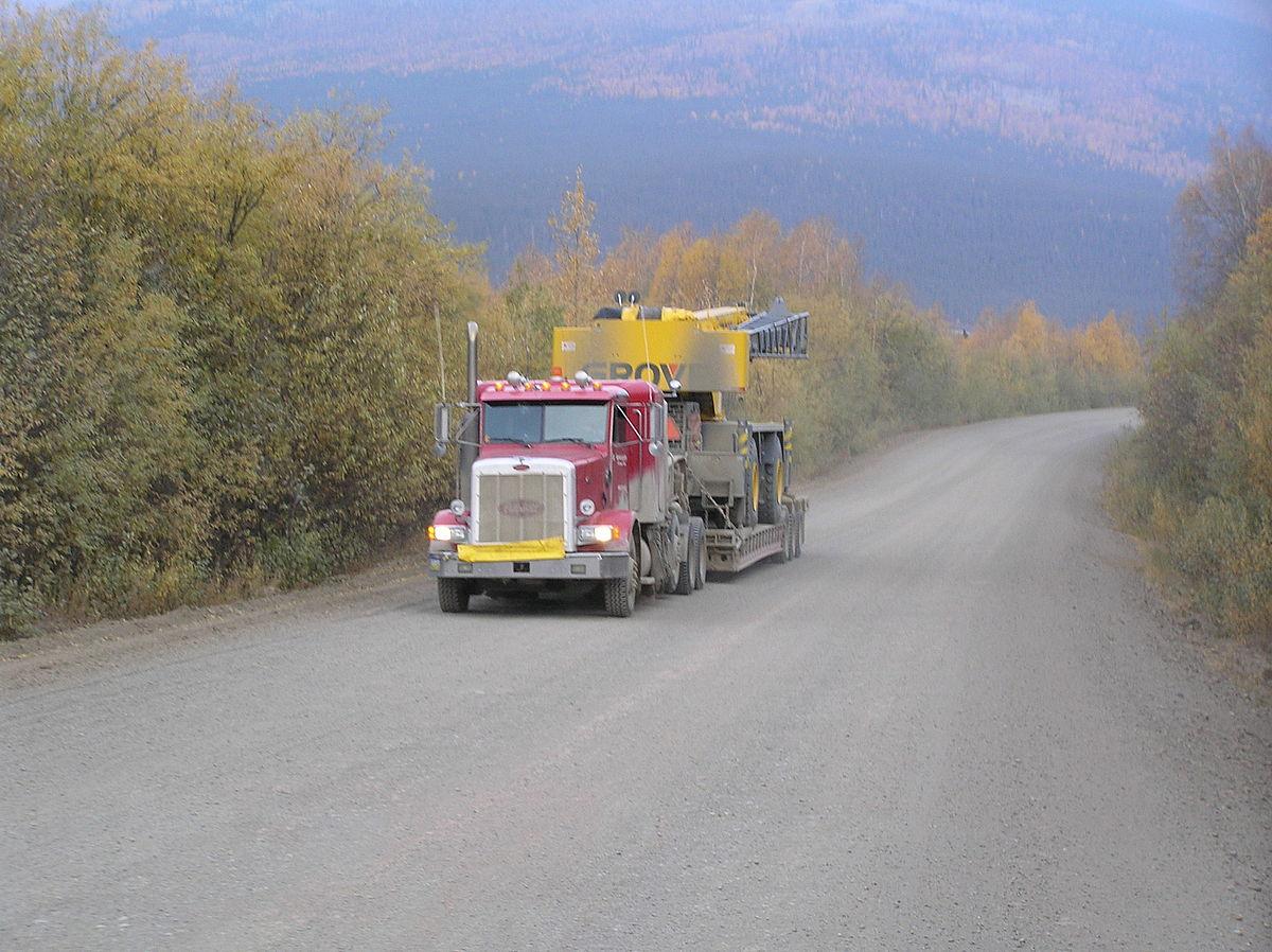 Ice Road Truckers Deutsch