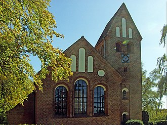 Høsterkøb - Høsterkøb Church from 1908
