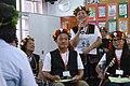 09.17 總統出席南王Puyuma花環實驗小學民族教育資源中心,並與族語老師針對原住民族語言發展議題,進行座談 (36879432360).jpg