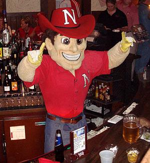 Herbie Husker - Herbie Husker, Nebraska's costumed mascot