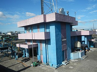 Metropolitan Manila Development Authority - Balut Pumping Station in Manila