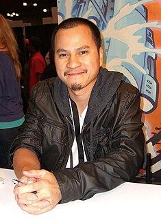 Dustin Nguyen (comics) American comic book artist