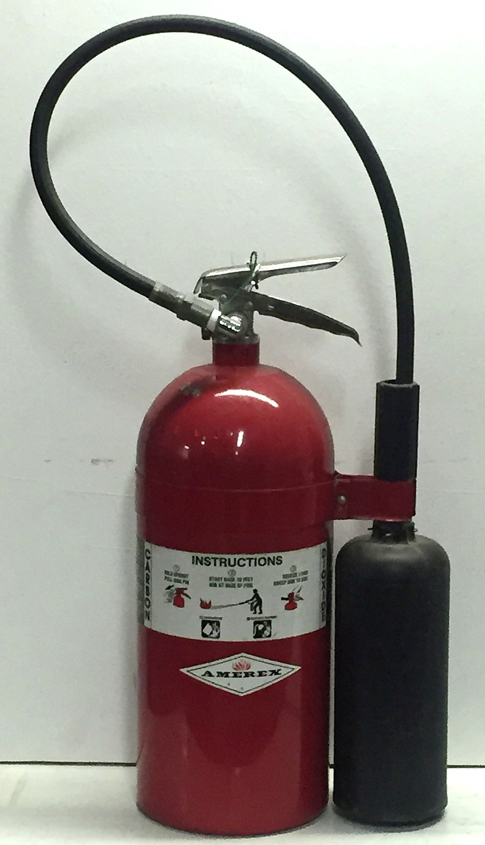10lb. CO2 Fire Extinguisher