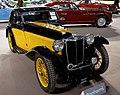 110 ans de l'automobile au Grand Palais - MG Midget TA 'Airline' Coupé - 1936 -5.jpg