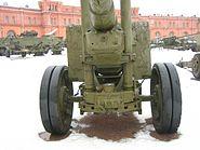 122mm m1931 gun Saint Petersburg 4