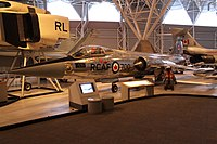 12700 Lockheed CF-104A Starfighter (7637527412).jpg