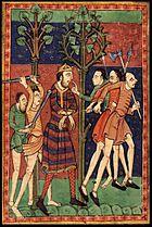 12th-century painters - Life of St Edmund - WGA15723