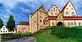 130 Meter über der Stadt Lauchheim liegt Schloss Kapfenburg. 06.jpg