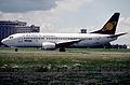 144es - Cronus Airlines Boeing 737-33A, SX-BBU@CDG,10.08.2001 - Flickr - Aero Icarus.jpg