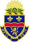 148th Infantry Regiment Distinctive Unit Insignia