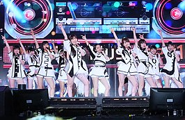 Morning Musume in 2016