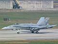 163132 DR-201 an F A-18A of VMFA-312 (3225497490).jpg
