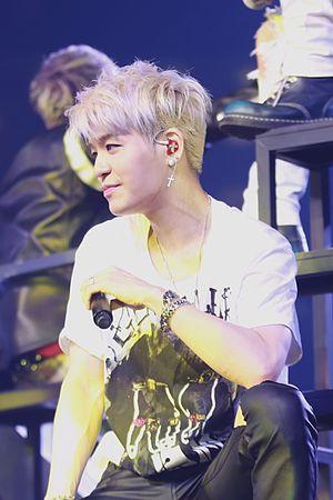 Kang Sung-hoon (singer) - Image: 170122 YN KSH