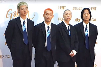 Picture of a band or musician: Hyukoh