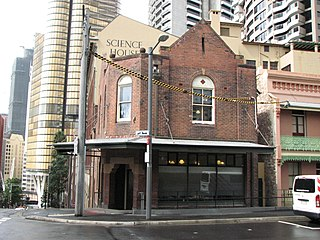 182 Cumberland Street, The Rocks