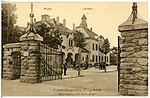 18307-Königsbrück-1914-Truppenübungsplatz - Haupteingang-Brück & Sohn Kunstverlag.jpg