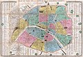 1863 Henriot Pocket Map of Paris, France - Geographicus - Paris-henriot-1863.jpg