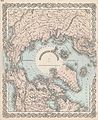 1873 Colton Map of the Arctic or North Pole - Geographicus - PolarRegions-colton-1873.jpg