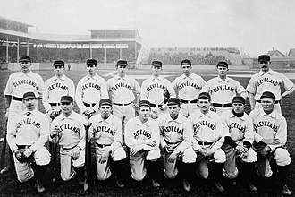 1892 Cleveland Spiders season - The 1892 Cleveland Spiders