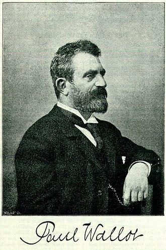Paul Wallot - Paul Wallot, 1894