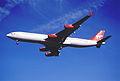 190cv - Virgin Atlantic Airbus A340-311, G-VSKY@LHR,05.10.2002 - Flickr - Aero Icarus.jpg