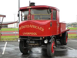 Sentinel Waggon Works - 1924 Super Sentinel FA1803