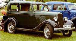 1932 Ford Model Y Junior Tudor Saloon DXP553.jpg