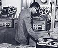 1950s Afghanistan - Afghan radio station.jpg