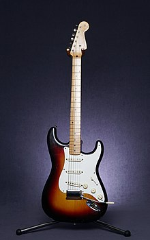 fender stratocaster wikipediaGuitar Wiring Blog Diagrams And Tips American Standard Vs Deluxe #13