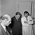 1958 visite du Ministre de l'agriculture au CNRZ-12-cliche Jean Joseph Weber.jpg